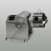 Поворотное устройство для лазерного маркера